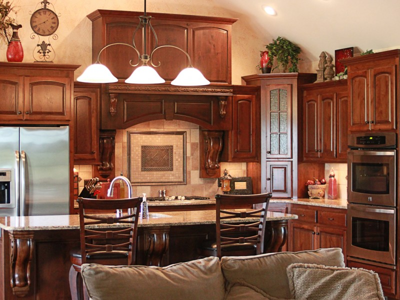 custom-kitchen-cabinet-rustic-cherry-8