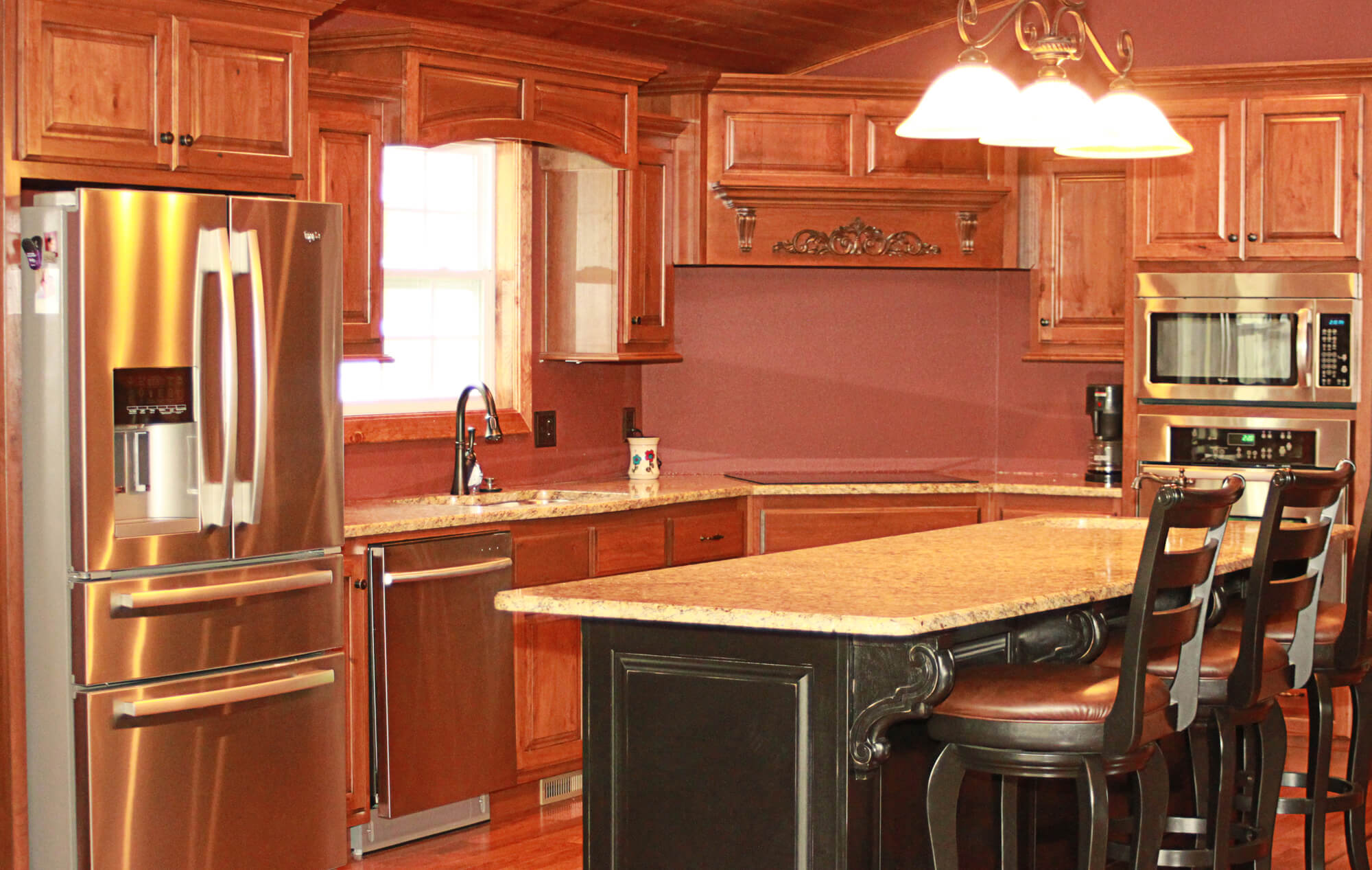 rustic cherry kitchen cabinets. rustic cherry kitchen cabinets