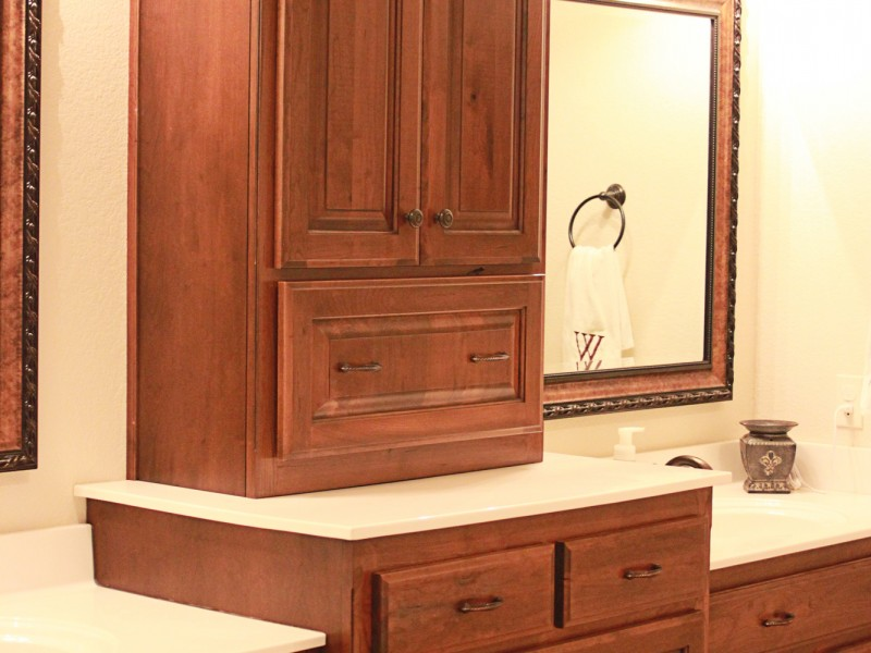 custom-bathroom-cabinet-rustic-cherry-2