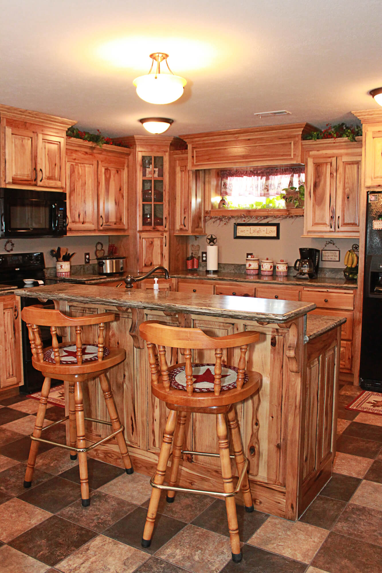 custom-kitchen-cabinet-rustic-hickory-1