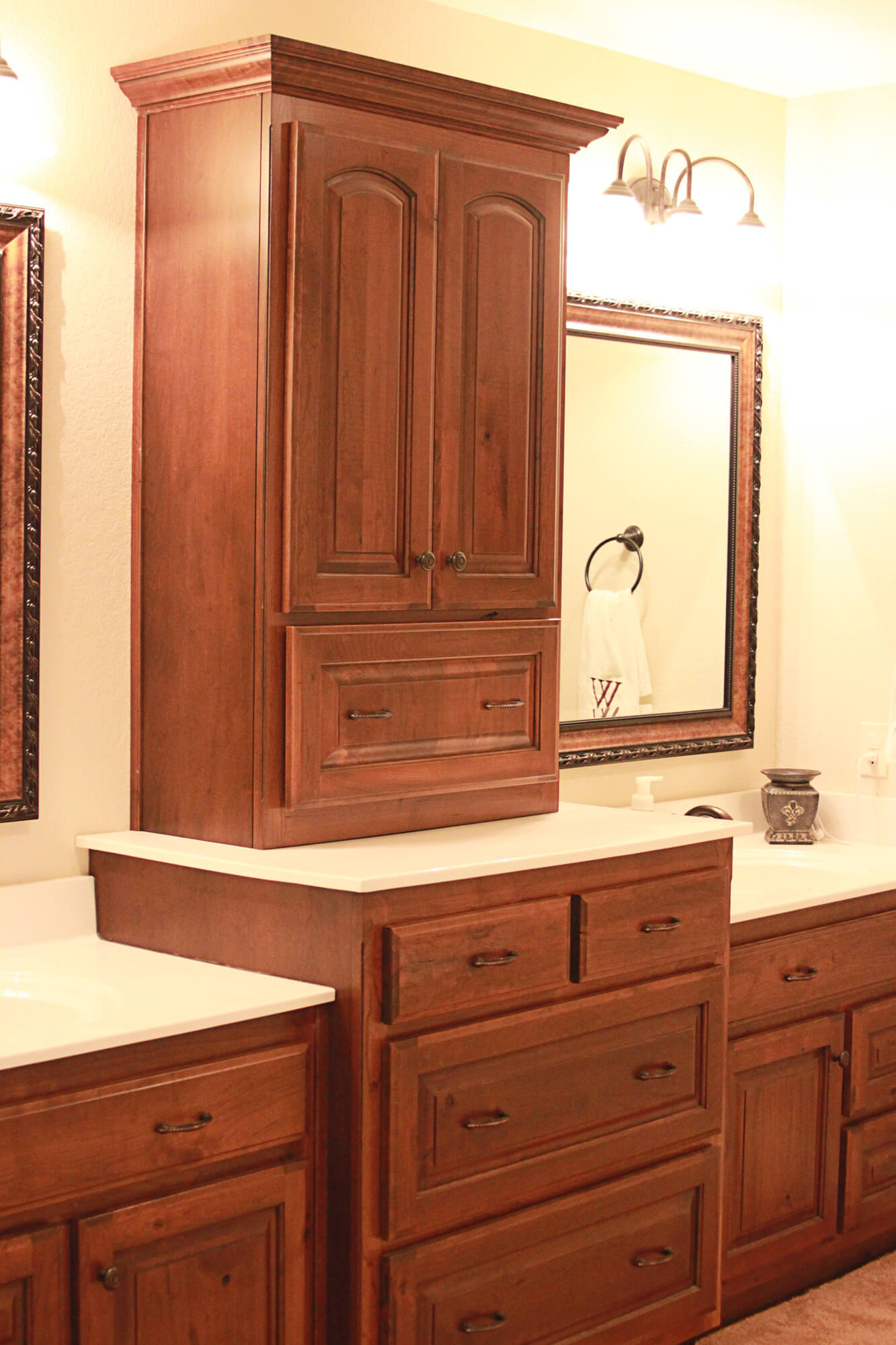 custom-bathroom-cabinet-rustic-cherry-2
