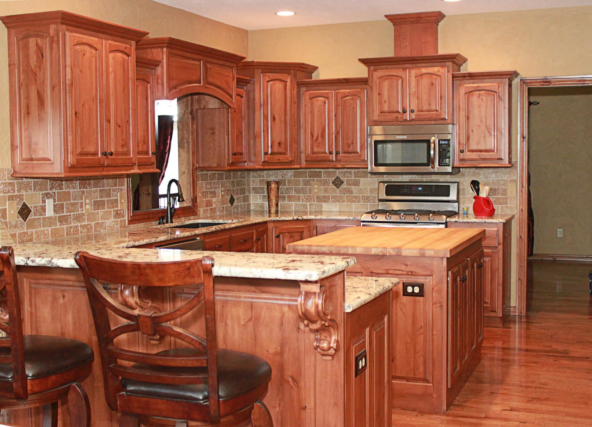 custom-kitchen-cabinet-knotty-alder-2